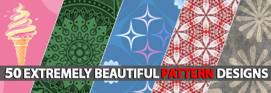 50 Extremely Beautiful Photoshop Patterns