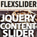 Post Thumbnail of jQuery Content Slider: FlexSlider
