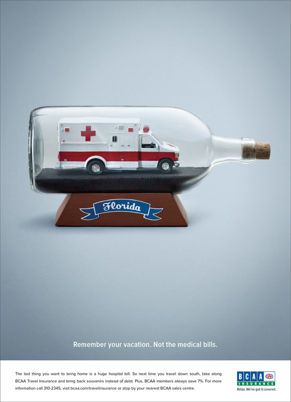 Creative Advertisement