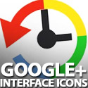 Post Thumbnail of 200+ Google+ Interface Icons Set