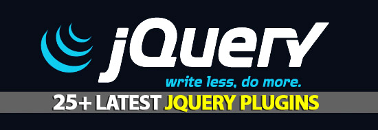 25+ Latest jQuery Plugins