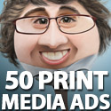 Post Thumbnail of 50 Print Media Ads You Never Seen Before