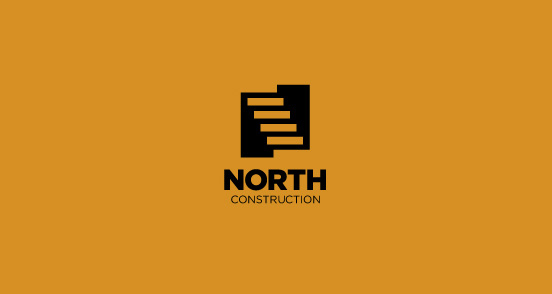 creative logos north construction
