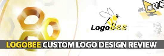 LogoBee Custom Logo Design Review