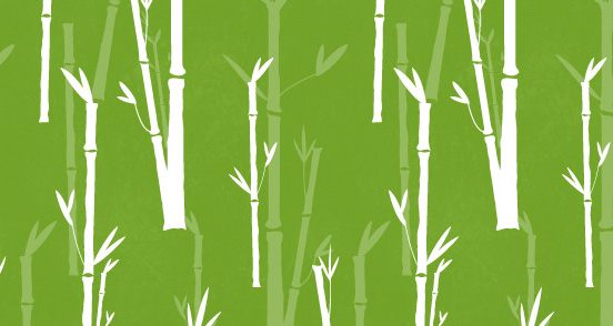 Bamboo Pattern Design