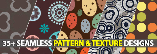 35+ Seamless Pattern and Texture Designs