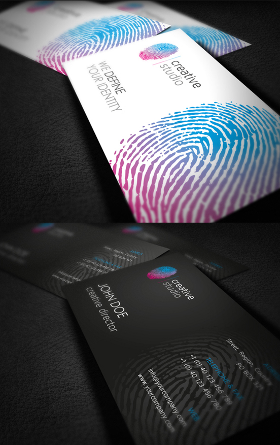 100+ Business Card Designs | Inspiration | Graphic Design Junction