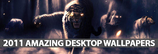 Desktopography 2011- Amazing Desktop Wallpapers