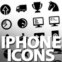 Post thumbnail of 600+ iPhone Icons Set By IconShock