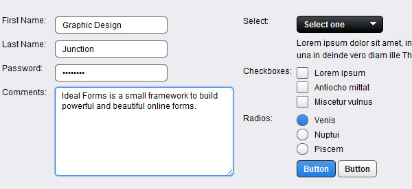 small-framework-to-build-forms