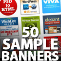 Post Thumbnail of 50 Sample Banner For Your Next Campaign