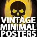 Post Thumbnail of Vintage Minimalist Posters