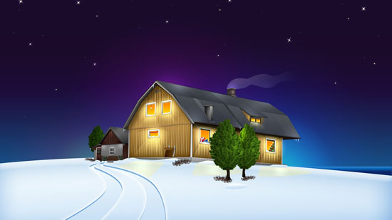 50+ Beautiful Christmas Wallpapers