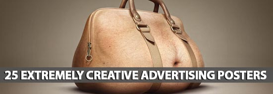 Post image of Print Ads: 25 Extremely Creative Advertising Posters