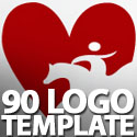 Post Thumbnail of Logo Templates: 90 Custom Logo Template Design