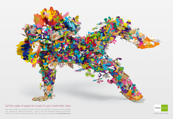 Print Ads: 25 Extremely Creative Advertising Posters | Design ...