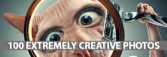 100 Extremely Creative Photos