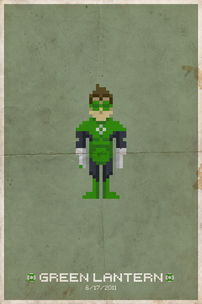 Pixel art for design inspiration