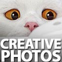 Post thumbnail of Photos: 30+ Creative Photo & Artwork