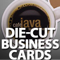 Post thumbnail of 35+ Die Cut Business Card Designs