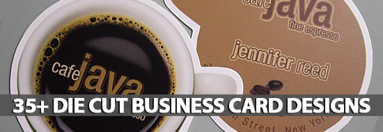 Post image of 35+ Die Cut Business Card Designs