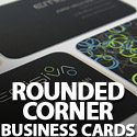 Post thumbnail of Rounded Corner Business Card Designs