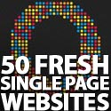 Post thumbnail of 50 Fresh Single Page Website Designs