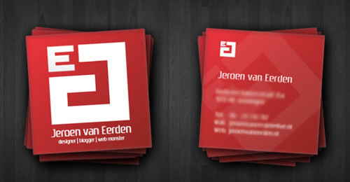 50 square business cards design graphic design junction
