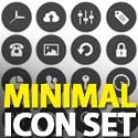 Post thumbnail of Stylistica Minimal Icon Set (115 Icons)