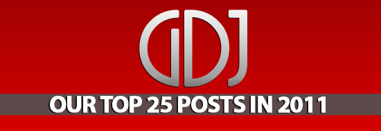 Top 25 Posts In 2011