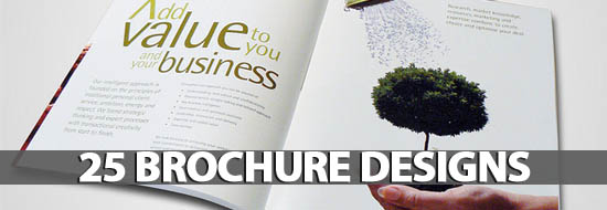 25 Brochure Designs For Great Inspiration
