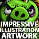 Post Thumbnail of 26 Impressive Illustration Artwork