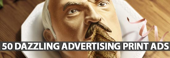 Post image of 50 Dazzling Advertising Print Ads