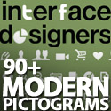 Post thumbnail of 90+ Modern Pictograms Typeface For Interface Designers