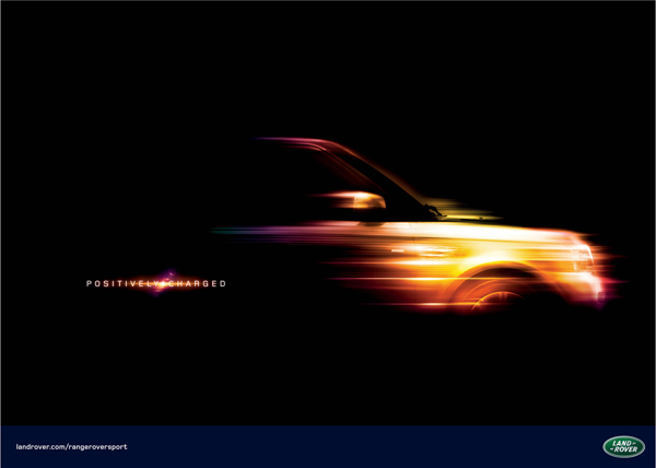 Dazzling Advertising Print Ads