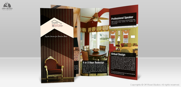 25 brochure designs for great inspiration design for Furniture brochure design inspiration