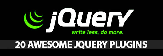 Awesome jQuery Plugins - Best Post Of 2012