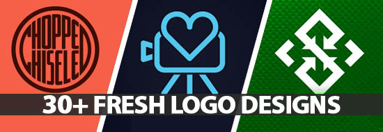 Post image of 30+ Fresh Logo Designs for Logo Design Inspiration