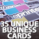 Post thumbnail of Business Card: 35 Unique Business Cards