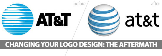Changing Your Logo Design: The Aftermath