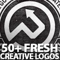Post thumbnail of Logo Design: 50+ Fresh & Creative Logos