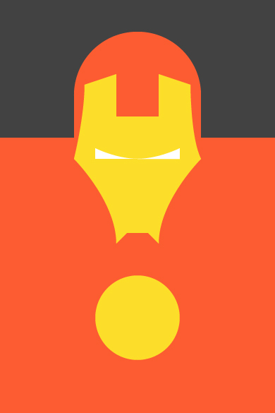 Ironman Illustration