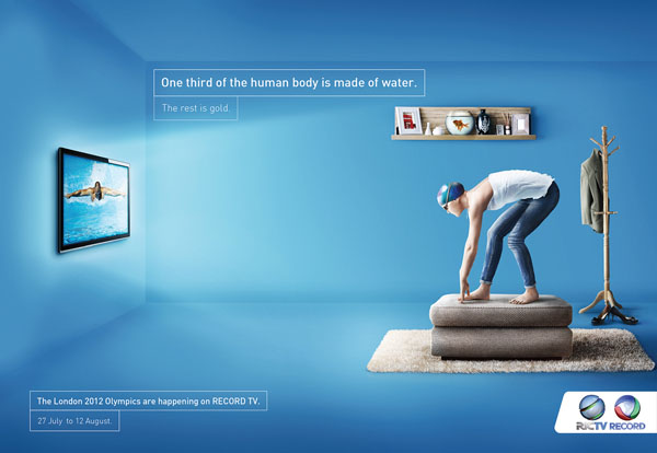 60 Best Print Advertising Campaigns Design Graphic