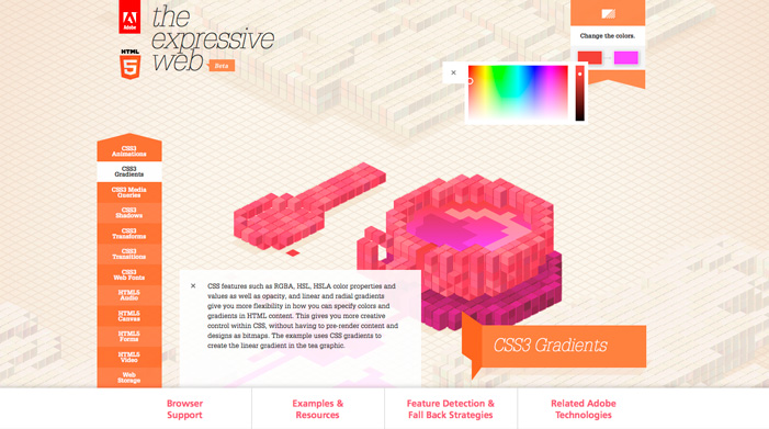 50 Best Websites They Winning CSS Awards In 2012