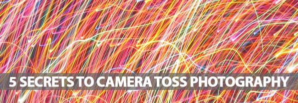 Get a High! 5 Secrets To Camera Toss Photography