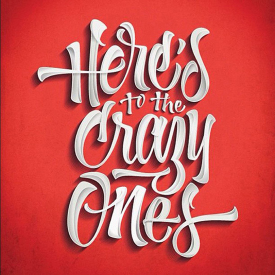Remarkable Examples Of Typography Design