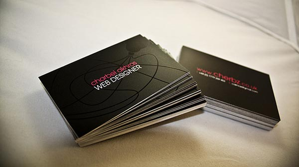 Professional Business Card Designs 25 Examples Design