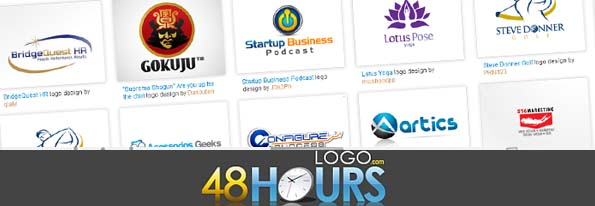 $29 Logo Design Contest at 48hourslogo.com