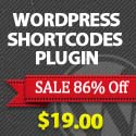 Post thumbnail of Lizatom WordPress Shortcodes Plugin From MightyDeals