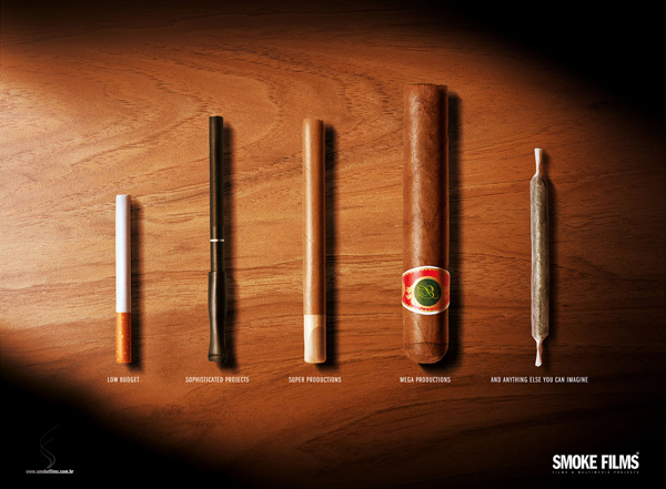 50 Fresh Examples Of Advertising Posters 40